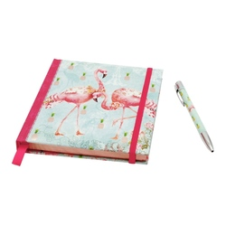Jurnal +pix Flamingos