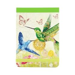 Carnetel de buzunar Hummingbirds