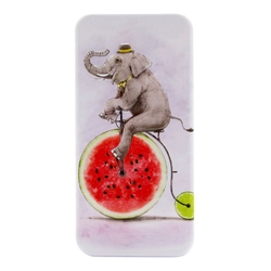 Penar metalic Eclectic Fruity Scooty Elephant