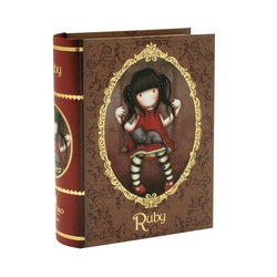 Gorjuss Set 2 cutii carte Gorjuss Ruby-Dusk