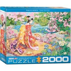 Puzzle 2000 piese Haru No uta-Haruyo Morita