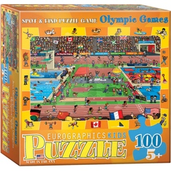 Puzzle 100 piese Spot & Find Olympics