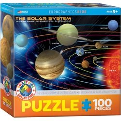 Puzzle 100 piese The Solar System