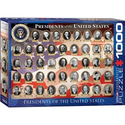 Puzzle 1000 piese Presidents of the United States