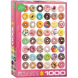 Puzzle 1000 piese Gogosi