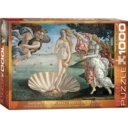 Puzzle 1000 piese Birth of Venus-Sandro Botticelli