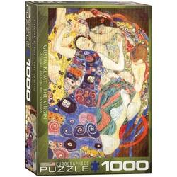 Puzzle 1000 piese The Virgin-Gustav Klimt