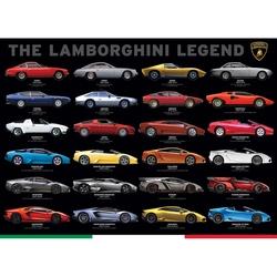 Puzzle 1000 piese The Lamborghini Legend