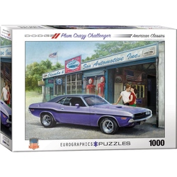 Puzzle 1000 piese Plum Crazy Challenger-Greg Giordano