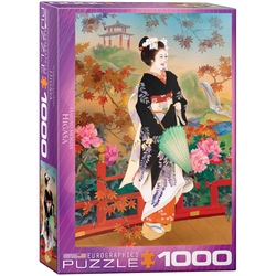 Puzzle 1000 piese Higasa-Haruyo Morita