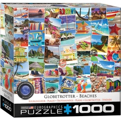 Puzzle 1000 piese Globetrotter Beach
