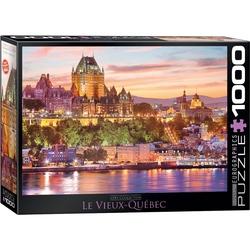 Puzzle 1000 piese Le Vieux Québec