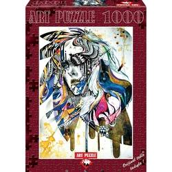 Puzzle 1000 piese - Blues - MINJAE LEE