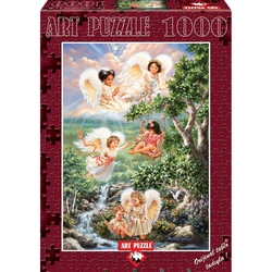 Puzzle 1000 piese - Angels of hope - DONA GELSINGER