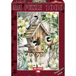Puzzle 1000 piese - The Nest - DONA GELSINGER