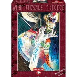 Puzzle 1000 piese - Indian - MINJAE LEE