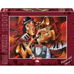 Puzzle 1000 piese Jazz - YURY MATSIK