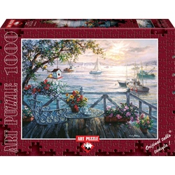 Puzzle 1000 piese Treasures Of The Sea - NICKY BOEHME