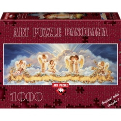 Puzzle 1000 piese Panoramic Bless Our Home - DONA GELSINGER