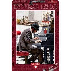 Puzzle 1500 piese - Piano Player - THE MACNEIL STUDIO