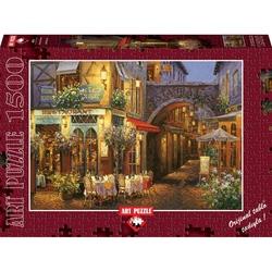 Puzzle 1500 piese - Au Comte Roger - VIKTOR SHVAIKO