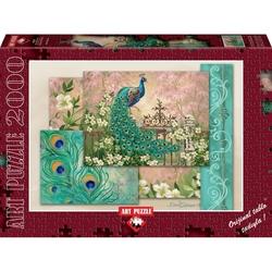 Puzzle 2000 piese - Jewel Of The Garden - DONA GELSINGER