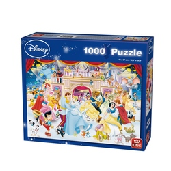Puzzle 1000 piese Holiday On Ice