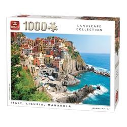 Puzzle 1000 piese Manarola