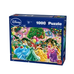 Puzzle 1000 piese Disney Fireworks