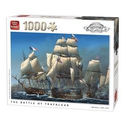 Puzzle 1000 piese Battle Of Trafalgar (buc)