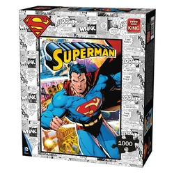 Puzzle 1000 piese Superman (buc)