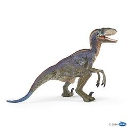 Velociraptor bleu - Figurina Papo