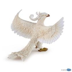 Pasarea Phoenix alba - Figurina Papo
