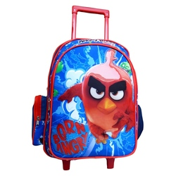 Ghiozdan cu troler Angry Birds 33cm