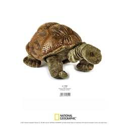 Jucarie din plus - National Geographic - Testoasa Galapagos 29 cm