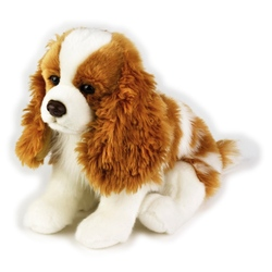 Jucarie din plus - Catel Lord King Charles 21 cm