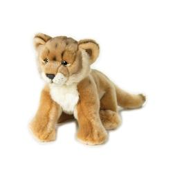 Jucarie din plus - Pui leu mediu 30 cm