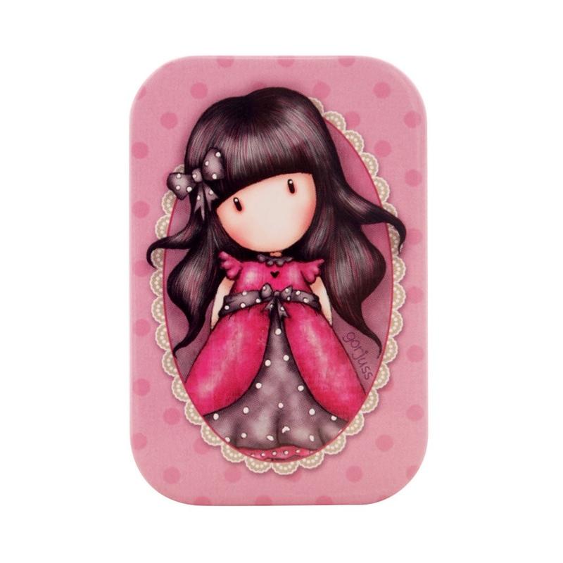 Gorjuss Cutie metalica mica - Ladybird