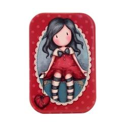 Gorjuss Cutie metalica mica - My story