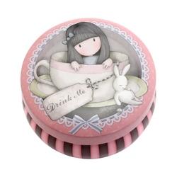Gorjuss Cutie metalica pentru suveniruri - Sweet Tea
