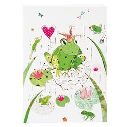 Agenda  A5 embosata Frog