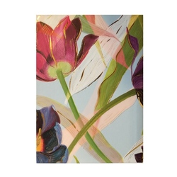Agenda A6 embosata Tulips