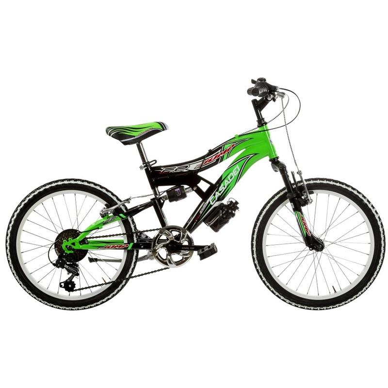 """Bicicleta Full Suspension 20"""" 6 viteze"""