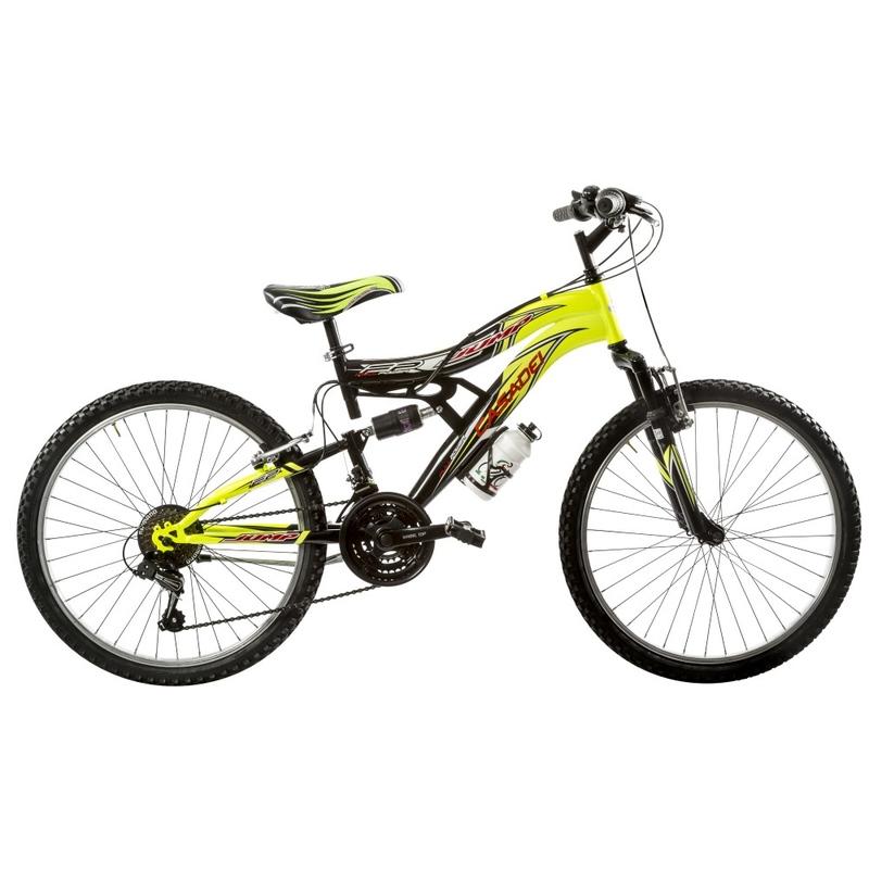 """Bicicleta Full Suspension 24 """"inch 18 viteze"""