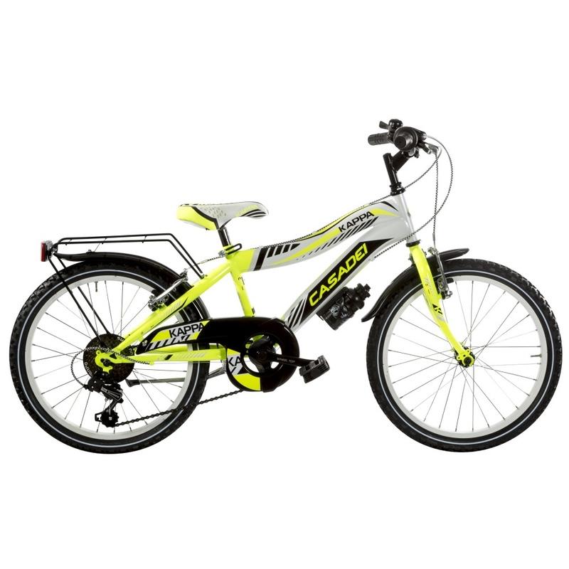 "Bicicleta Mountain Bike 20"" 6 V echipata"