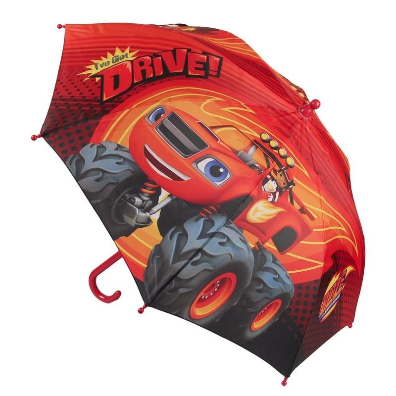 Umbrela manuala copii Blaze and the Monster Machines