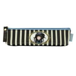 Gorjuss Stripes Geanta accesorii subtire -  The Hatter