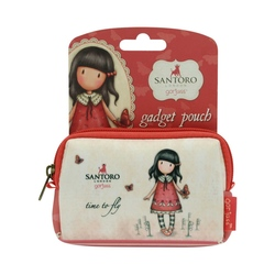 Gorjuss Pouch gadget - Time To Fly