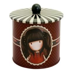 Gorjuss Cutie metalica pt biscuiti - Ruby