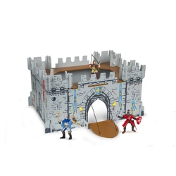 Figurina Papo - Set Castel carton+3 figurine